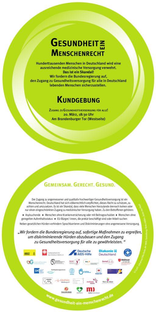 Flyer_BAG_GesundheitMenschenrecht
