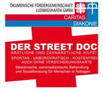 """""""Der Street Doc"""" der Ökumenischen Fördergemeinschaft Ludwigshafen GmbH"""